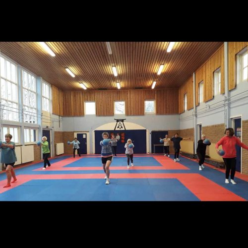 Ouderengym - Turning Winsum